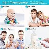 Zoom IMG-2 kkmier termometro infrarossi febbre 4