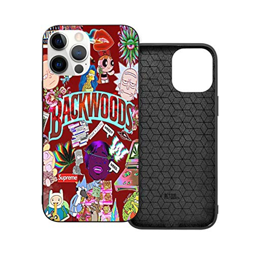Backwoods iPhone 12 Case,4 Screen Shockproof Protector Dustproof, Anti-Scratch iPhone 12/Pro/Pro Max/Mini