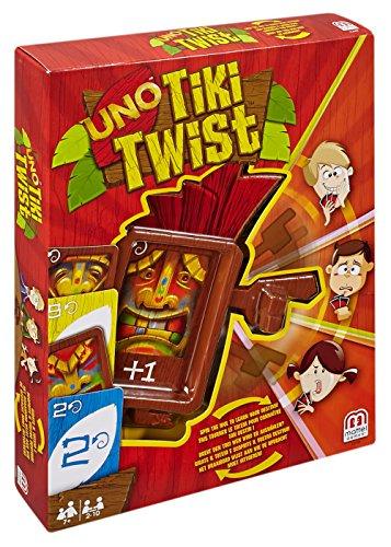Mattel Spiele CGH09 - UNO Tiki Twist