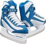 Jackson Ultima Softec Sport ST6101 Blue Ice Skates for Girls, Size: Youth 1