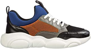 Luxury Fashion | Moschino Mens MB15103G08GH245A Multicolor Sneakers | Autumn-Winter 19