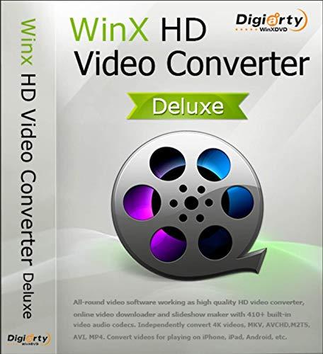 WINX DVD HD Video Converter Deluxe (Product Keycard ohne Datenträger) -Lebenslange Lizenz