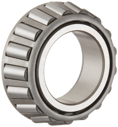 Timken 14138A Tapered Roller Bearing Inner Race Assembly Cone, Steel, Inch, 1.3750