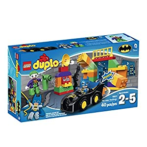 LEGO DUPLO Super Heroes The Joker Challenge 10544 Building Toy by LEGO 9