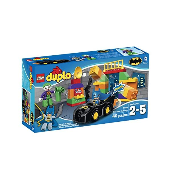 LEGO DUPLO Super Heroes The Joker Challenge 10544 Building Toy by LEGO 1