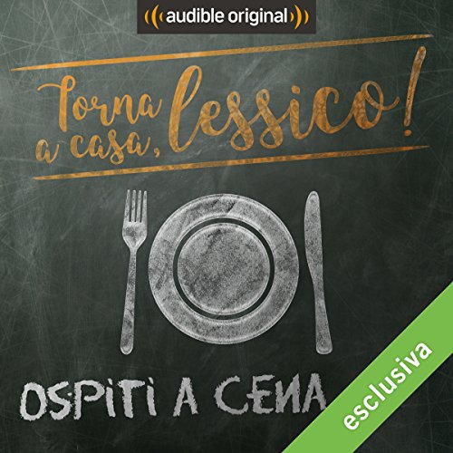 Ospiti a cena audiobook cover art