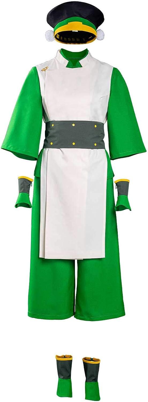 Avatar Toph Beifong Cosplay Super sale Arlington Mall Costume The Airbender Halloween Last
