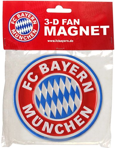 FC Bayern München Magnet Emblem