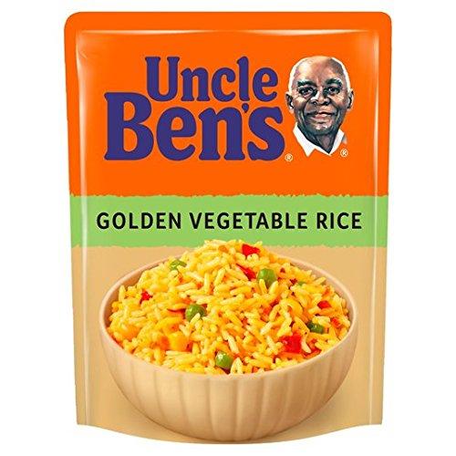 250 g de verduras Uncle Bens Microondas arroz dorado