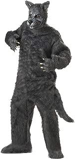 California Costumes Men's Plus-Size Big Bad Wolf Costume In Plus