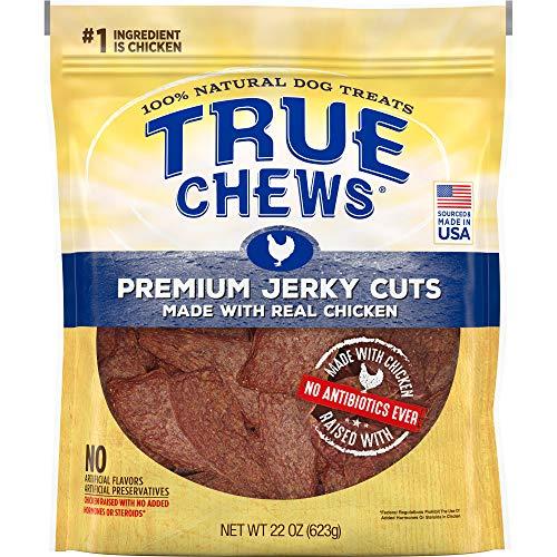 True Chews Natural Dog Treats Premium Jerky Cuts...