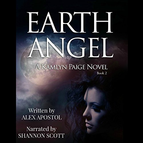 Earth Angel: A Kamlyn Paige Novel audiobook cover art