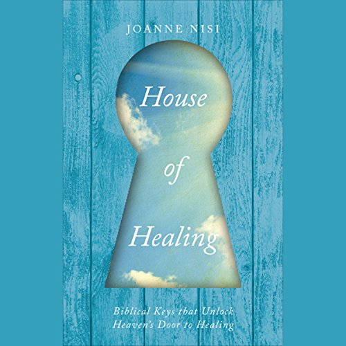 House of Healing audiobook cover art