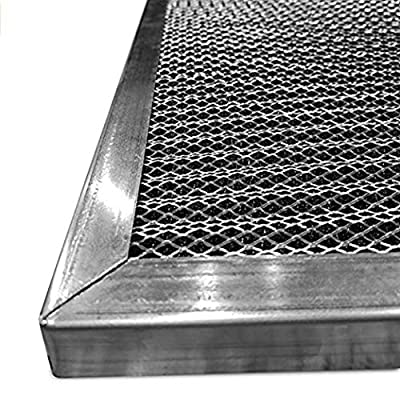 Trophy Air Pleated Electrostatic Air Filter Replacement | Washable | 6 Stage HVAC | Micro Allergen Defense, Healthier Home Environment | AC Furnace Air Filter Replacement | Made in The USA