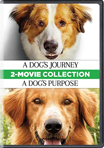 A Dog's Journey / A Dog's Purpose 2-Movie Collection [DVD]