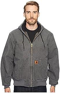 カーハート Carhartt メンズ コート Gravel QFL Sandstone Active Jacket [並行輸入品]