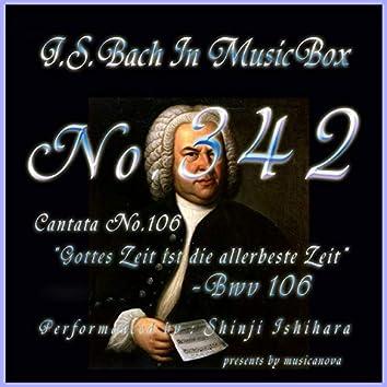 Cantata No. 106, Gottes Zeit ist die allerbeste Zeit t'', BWV 106