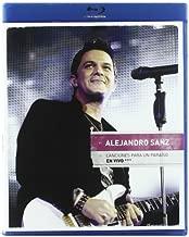 NEW Alejandro Sanz - Canciones Para Un Paraiso En V (Blu-ray) by Unknown (0100-01-01)