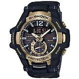 [カシオ] 腕時計 ジーショック GRAVITYMASTER Bluetooth 搭載 ソーラー GR-B100GB-1AJF メンズ ブラック