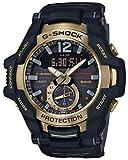 CASIO G-Shock GR-B100GB-1AJF GRAVITYMASTER Orologio solare nero e oro serie (Giappone prodotti genuini nazionali)