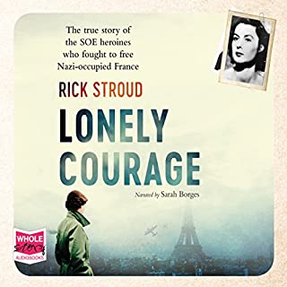 Lonely Courage cover art
