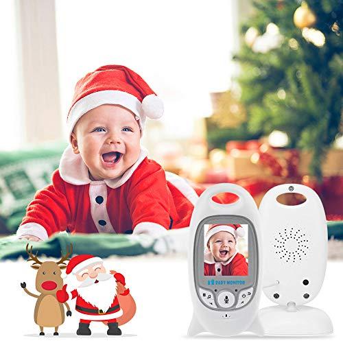 iLifeSmart Ecoute Bébé Vidéo Babyphone/Moniteur Bébé sans Fil avec Caméra Surveillance...