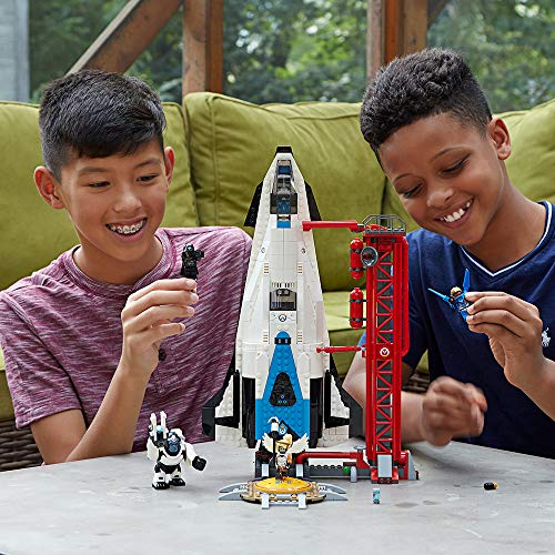LEGO Overwatch Gibralter is a cool building set for older kids and a cool gift for tweens