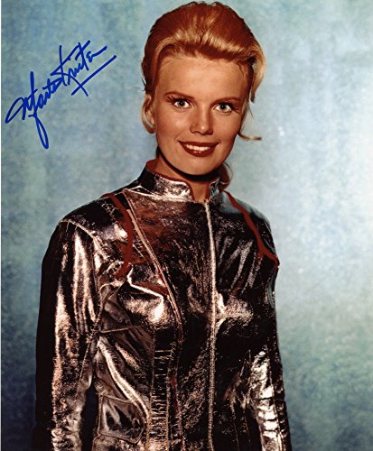 Marta Kristen Lost in Space signed 8x10 Autographed Photo UACC Dealer