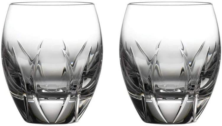 Waterford All items in the store Ardan Tonn Double Old of 2 Set Glasses Fashion OFFicial