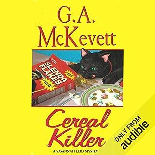 Cereal Killer audiobook cover art