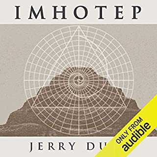 Imhotep audiobook cover art