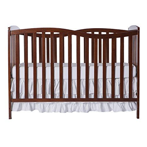 Dream On Me Chelsea 7-in-1 Convertible Crib, Espresso