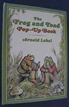 Hardcover The Frog and Toad Pop-Up Book