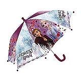 GUIZMAX Compatible avec Parapluie La Reine des Neiges 2 Enfant Ana Elsa