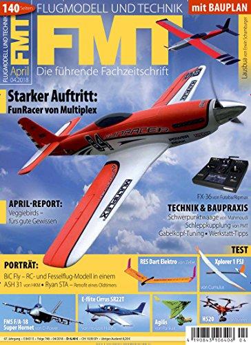 FMT Flugmodell und Technik [Abonnement jeweils 12 Ausgaben jedes Jahr]