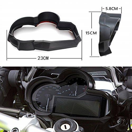XX ecommerce Motorrad Speedo Messgerät Tachometer Uhr Schutzhülle für 2014–2018BMW R1200GS LC 201520162017