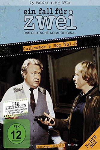 Ein Fall für Zwei - Collector's Box 3 (Collector's Edition, 5 DVDs)