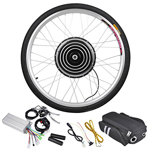MegaBrand 48v 1000w 26 Inch Front Wheel Electric...