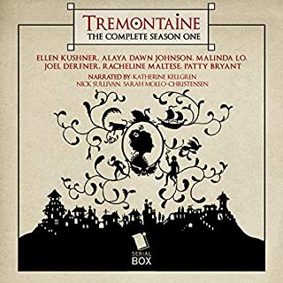 Tremontaine: The Complete Season 1 audiobook cover art