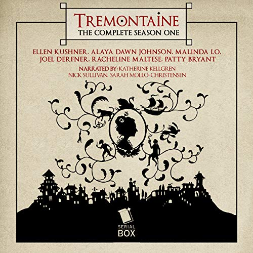Tremontaine: The Complete Season 1 cover art