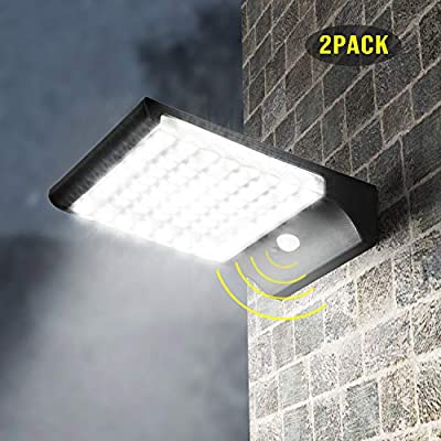 JACKYLED Solar Light 94 LED lamp
