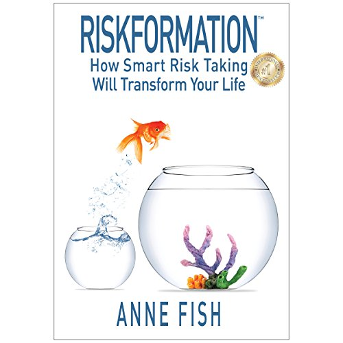 Riskformation audiobook cover art