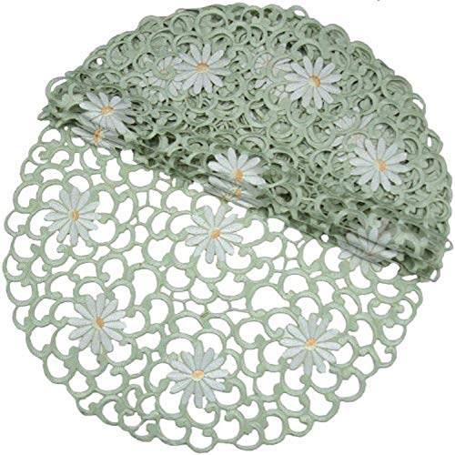 Top doilies green for 2021