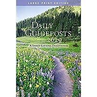 Daily Guideposts 2020 Large Print: A Spirit-Lifting Devotionalクリスマス [並行輸入品]