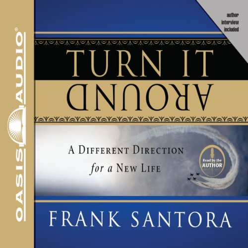 Turn It Around audiobook cover art