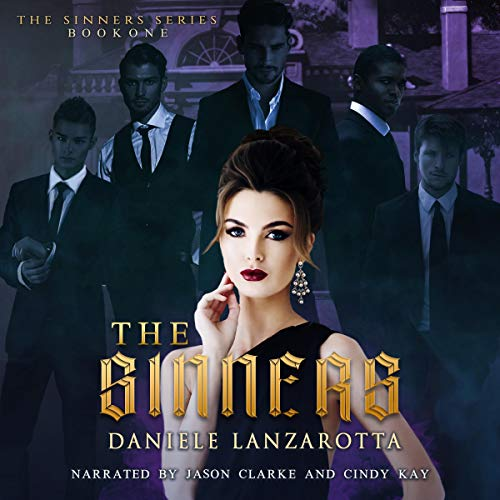 The Sinners Audiobook By Daniele Lanzarotta cover art