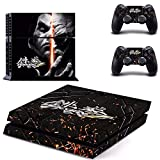 Homie Store PS4 Pro Skin - Ps4 Skins - Ps4 Slim Sticker - Tekken 7 PS4 Full Skin Sticker Faceplates for Sony Playstation 4 Console and Controller