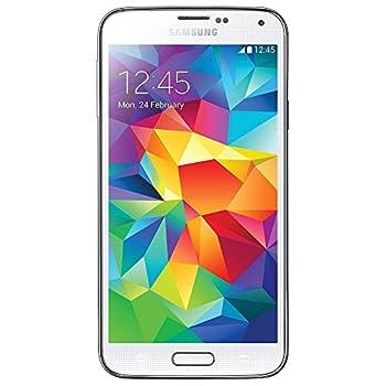 Samsung Galaxy S5 G900A 16 GB 4G LTE  Shimmery White  GSM Unlocked