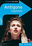 Antigone by Sophocle (2012-11-09) - Belin - Gallimard - 09/11/2012
