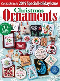 Just Cross Stitch Magazine Christmas Ornaments 2019